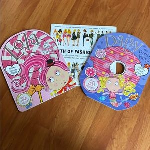 Other - (5 for 20$) sticker/colouring books